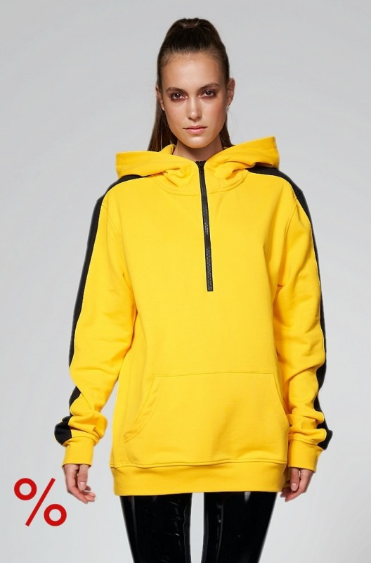 Peggy Yellow Hoodie